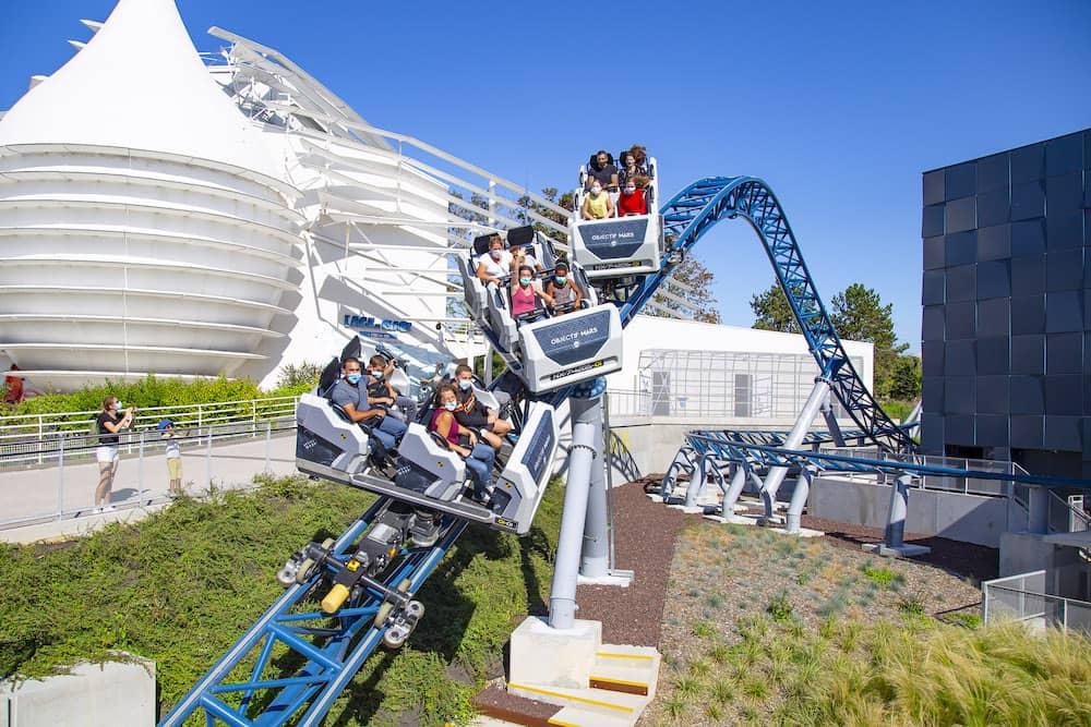 Futuroscope theme park, France