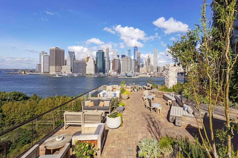 Hotels in New York with great views of New York