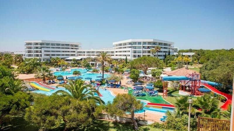 family holidays in the Alfagar, Algarve