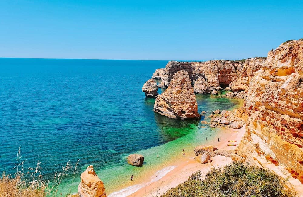 best family deals to the Algarve