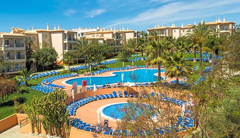All Inclusive family holidays to the Algarve in the Club Humbria