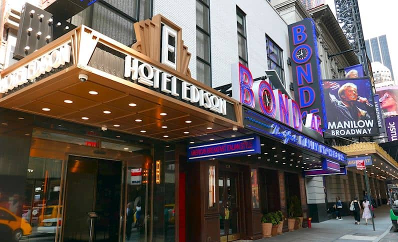 Cheap hotels to stay in New York -