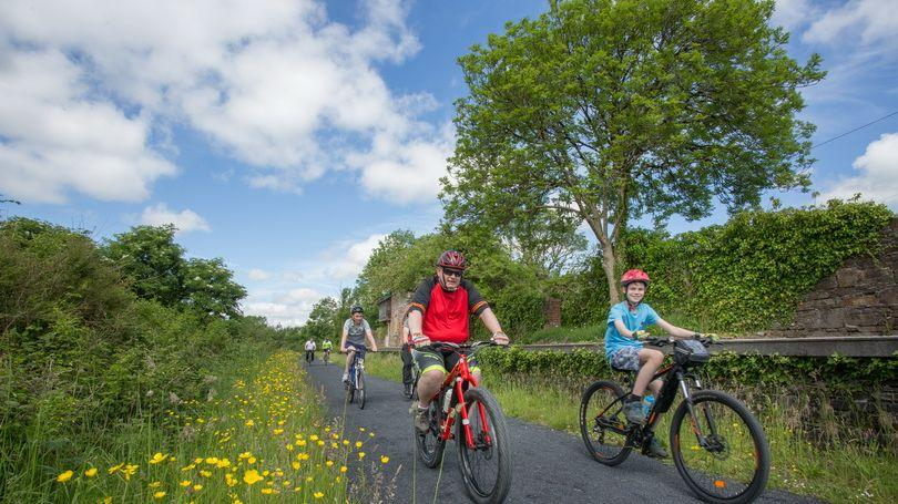 5 Greenways to cycle in Ireland