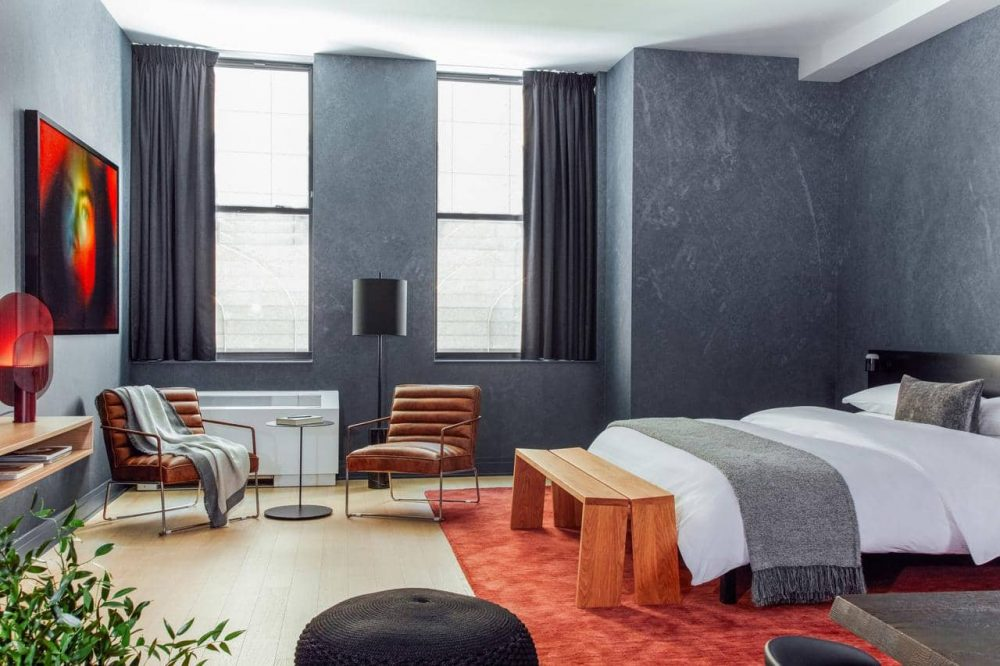 The Mint House is the best hotel to stay in New York