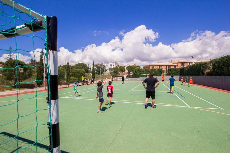 Sports facilities for families at Monte Santo, Algarve