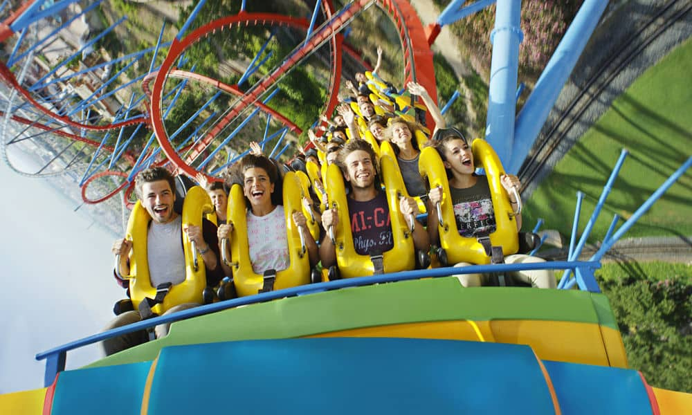 the best theme parks in Europe