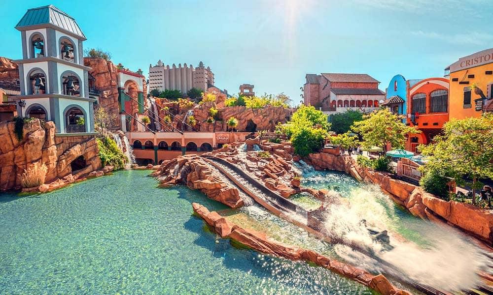 Phantasialand, Germany theme park