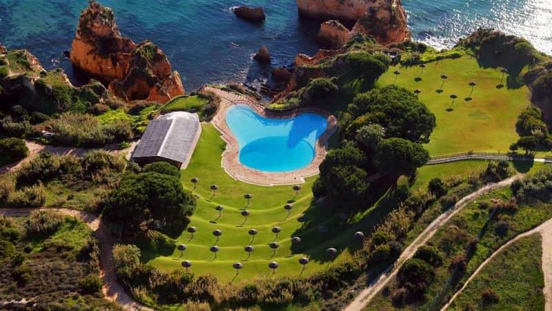 family holidays to the Algarve staying at Prainha, Alvor