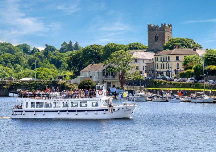 Lough Derg cruise