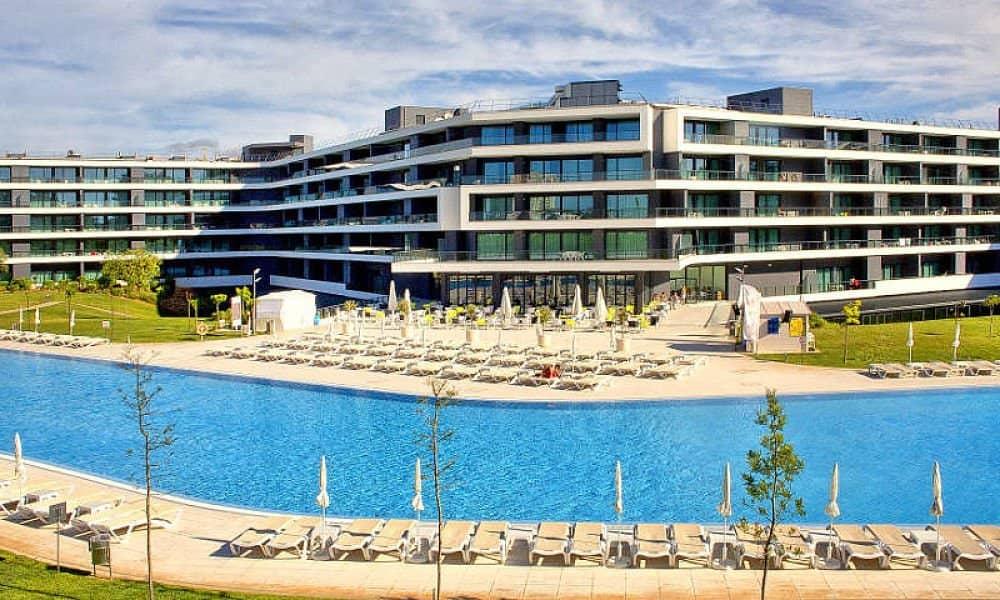 All Inclusive holidays at Alvor Baia on the Algarve