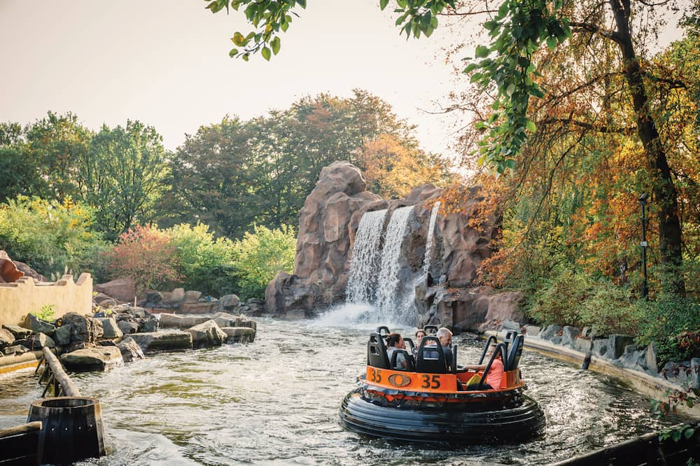 Efteling Parkis one of Europe's best theme parks