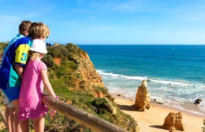 family holidays to the Algarve