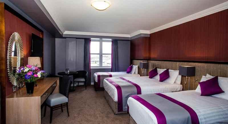 Midlands Park Hotel, family room