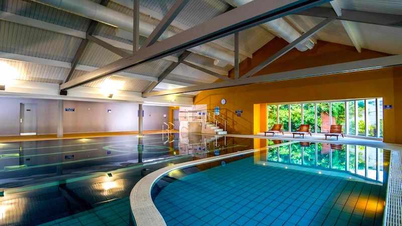 Midlands Park Hotel swimming pool