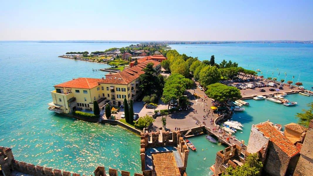 Family holiday in Lake Garda