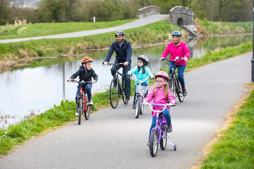 best greenways to cycle in Ireland
