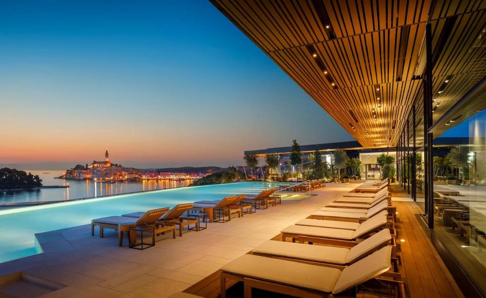 Grand Park Rovinj is one of the best hotels in Croatia