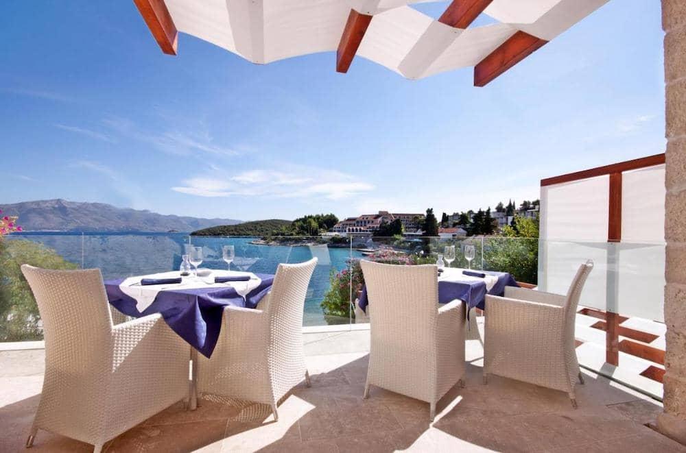 Hotel Korsal, Korcula Island, Croatia