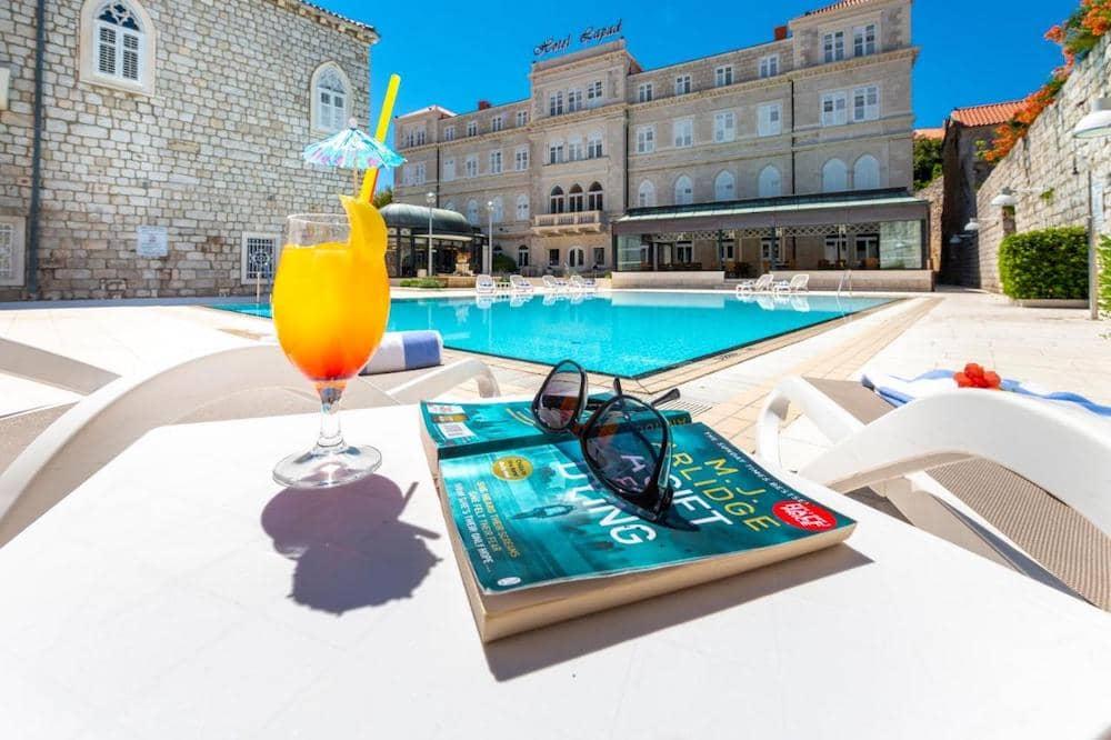 Hotel Lapad close to Dubrovnik, Croatia
