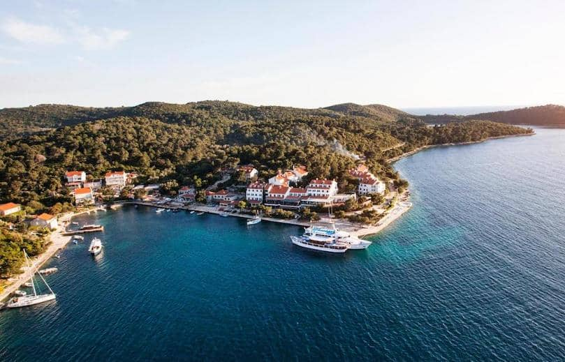 Hotel Odisej, Mljet - one of the best places to stay in Croatia Islands