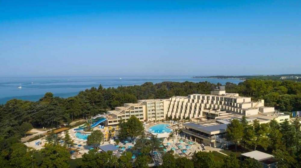 Valamar Parentino Hotel, Porec