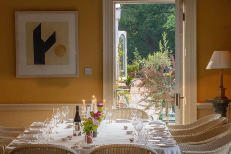 Ballymaloe House is one of the best hotels in Ireland for food lovers