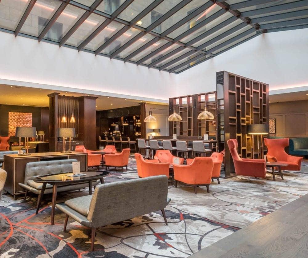 Clayton Hotel Leopardstown Atrium Bar