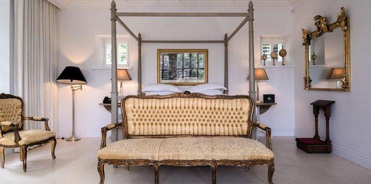 Bedrooms at Cliff at Lyons Hotel, Kildare