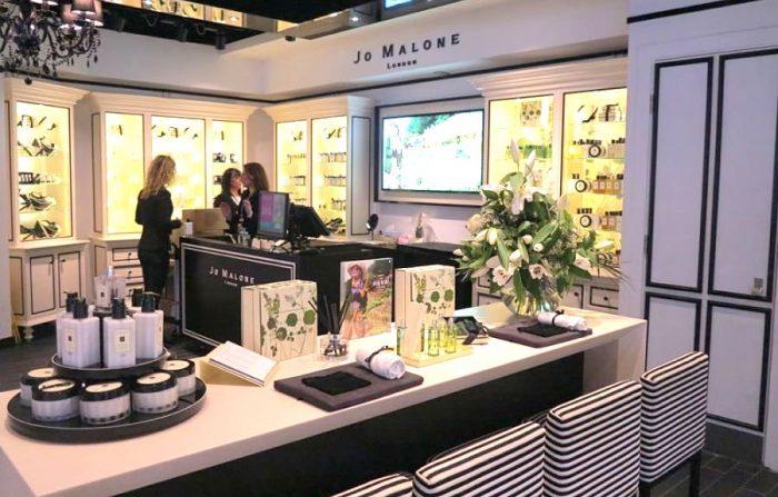 Jo Malone store Dublin Airport