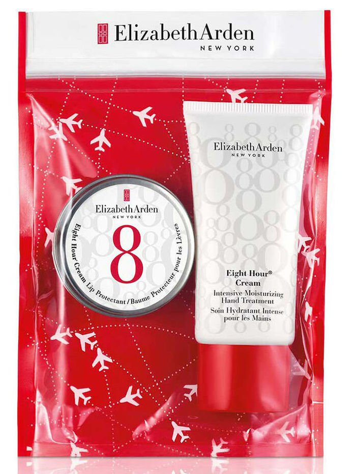 Elizabeth Arden travel exclusives are only available for airport shopping