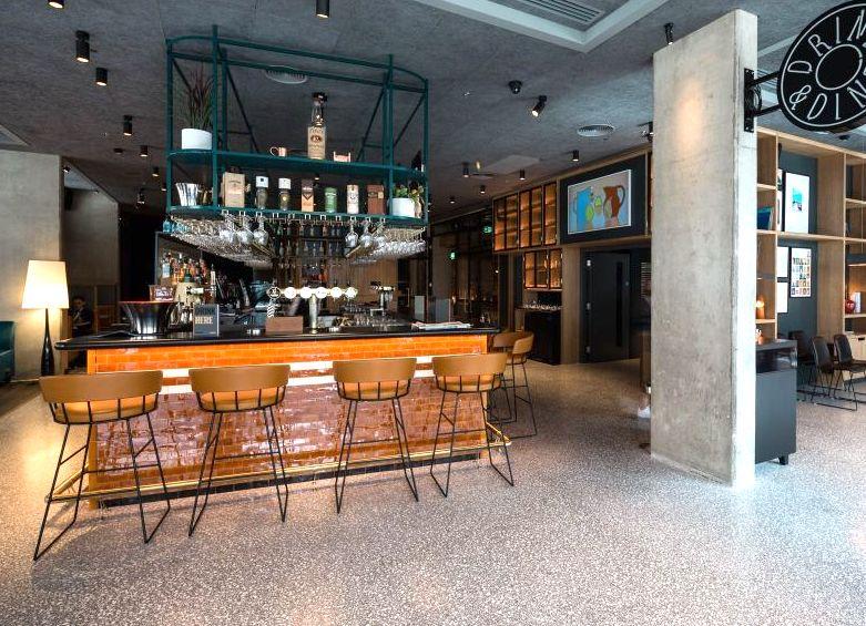 Trendy Bar at Marlin Hotel, Dublin