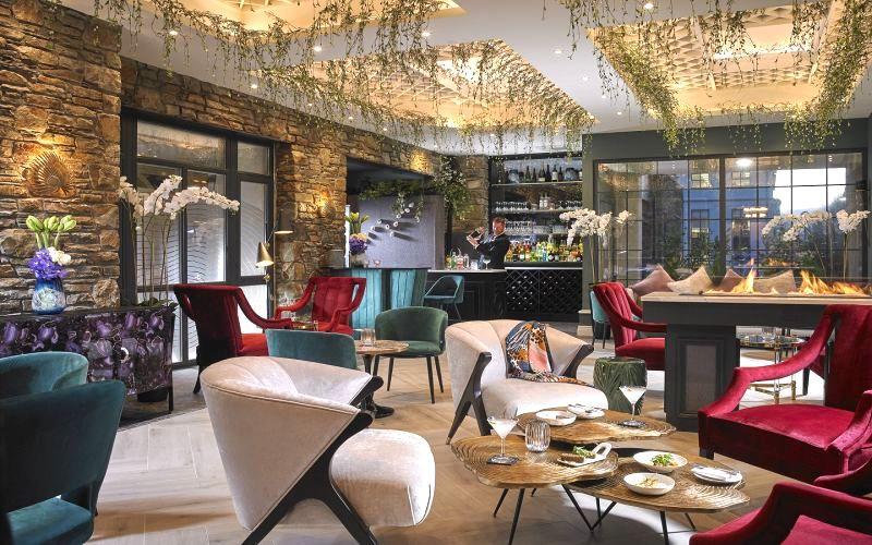 Rose Hotel, Tralee - bar
