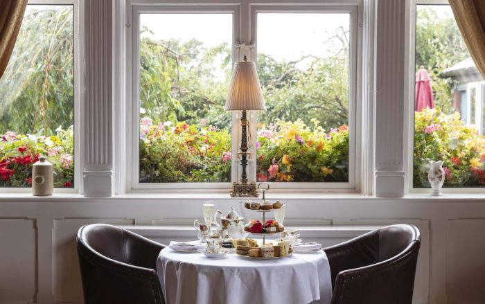 Afternoon Tea at Scholars Townhouse Hotel, Boyne Valley