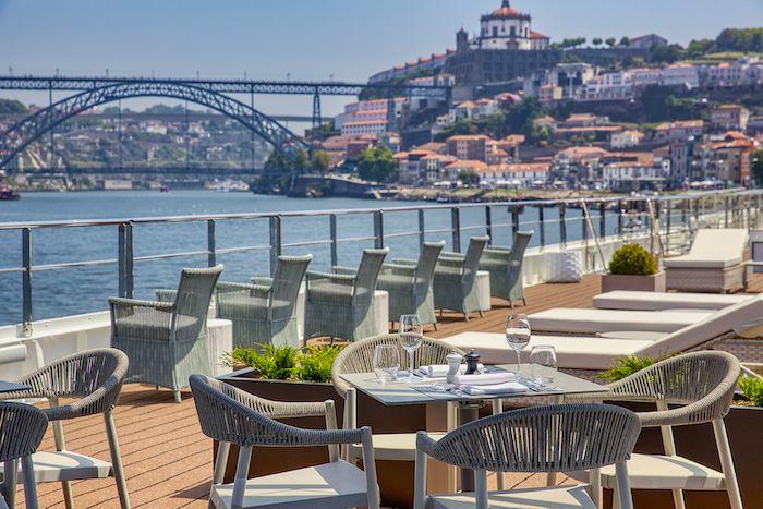 Uniworld River Cruise in Porto