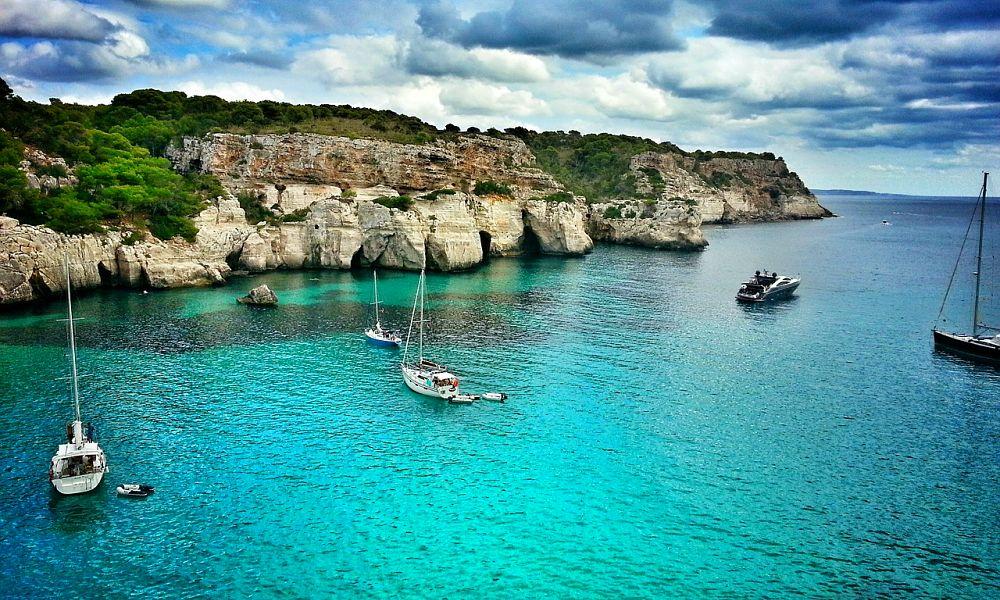 travel deals to Menorca