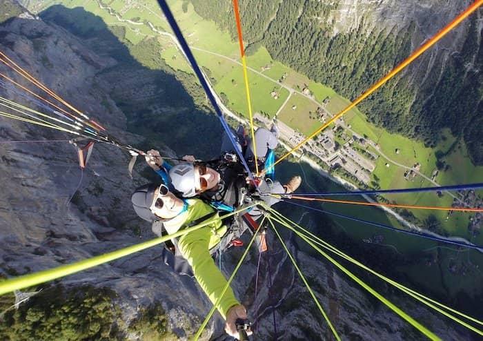 adrenaline experiences in Switzerland