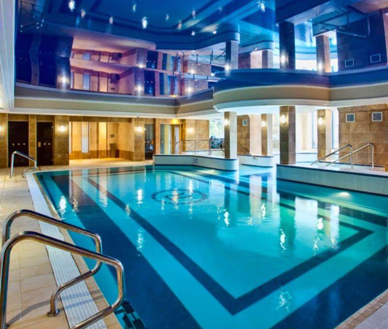 Pool at Royal Hotel Bray