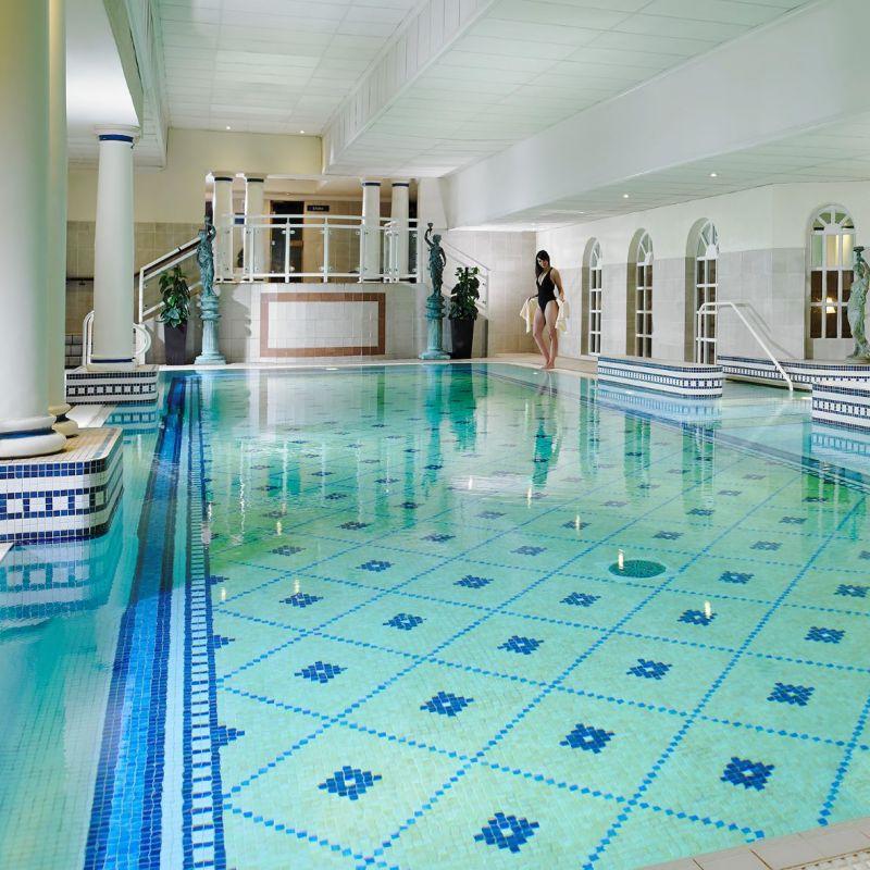 Pool at Killarney Towers Hotel