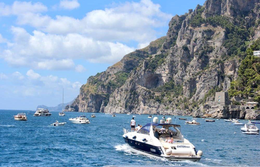 boat trips along the Amalfi Coast