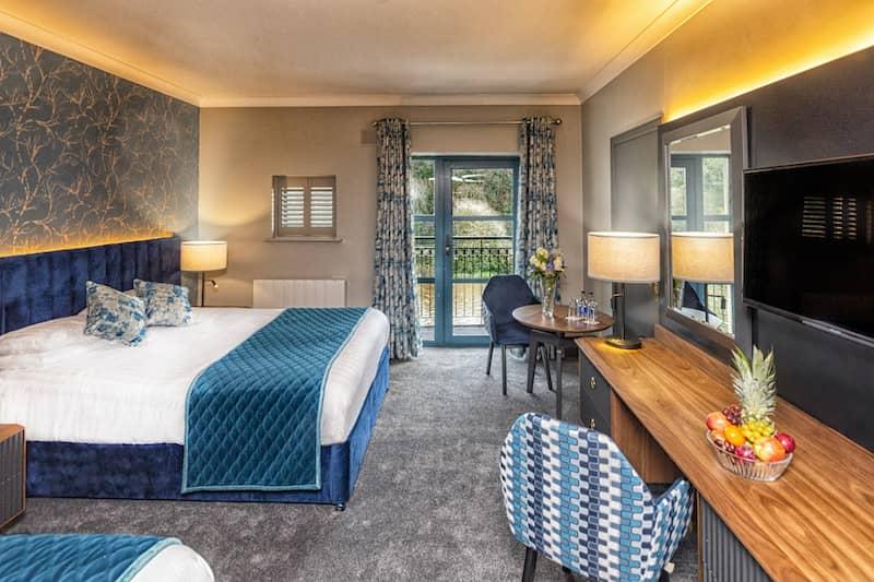 Standard room at Riverside Park Hotel, Wexford