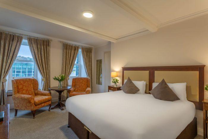 Bedroom at Dooleys Hotel, Waterford
