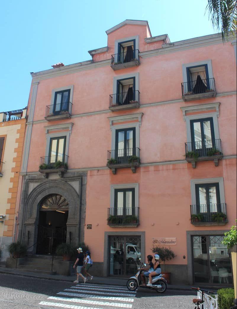 Palazzo Marziale Hotel, Sorrento