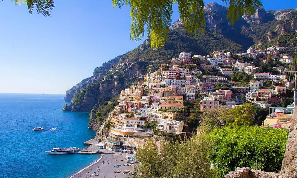 last minute deal to the Amalfi Coast in Italy