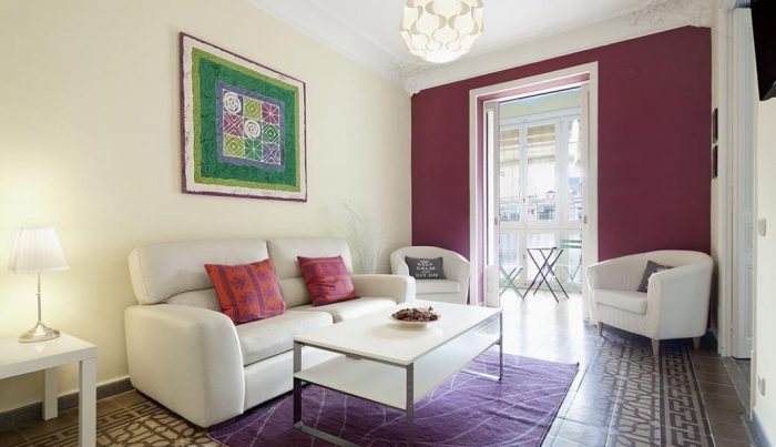 the best places to stay in Barcelona for families - self catering apartments