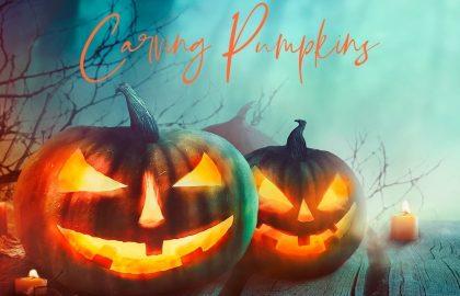 The Joy of Carving Pumpkins IG
