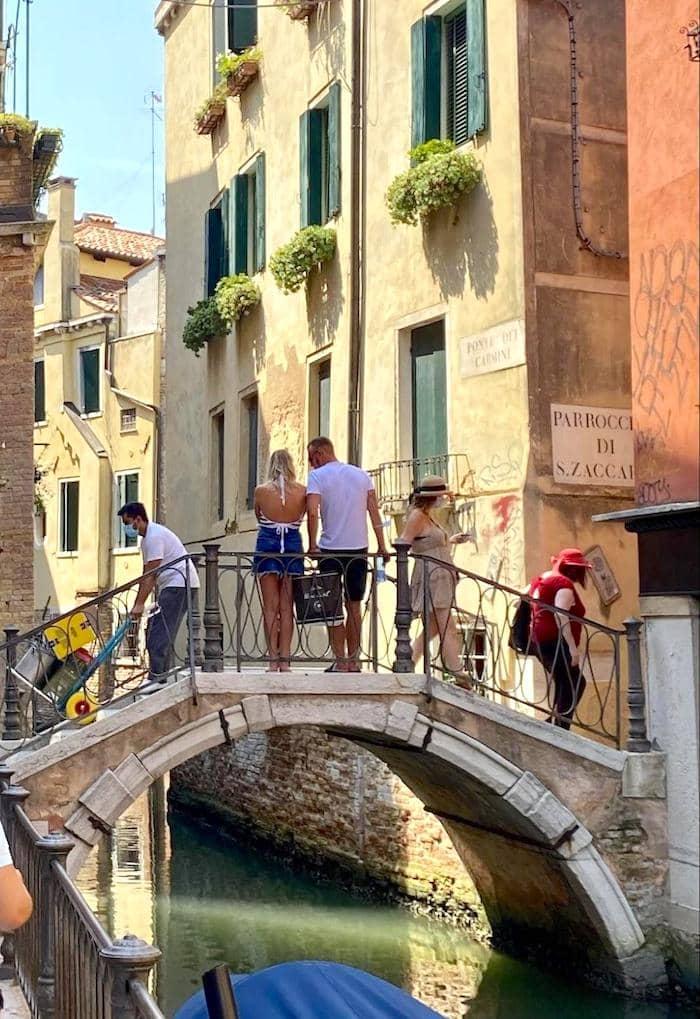 Bridges in Venice