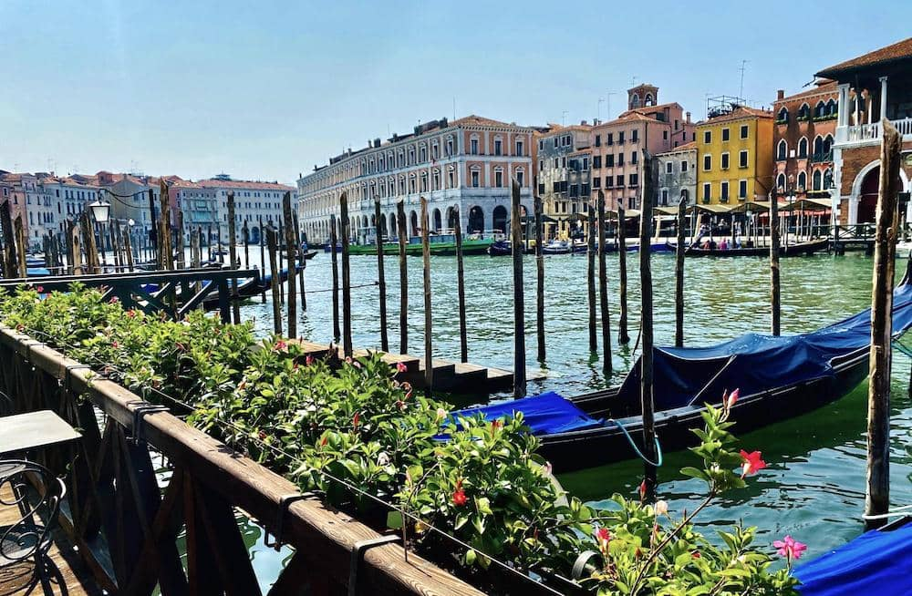 exploring the Grand Canal is one of the top things to do in Venice