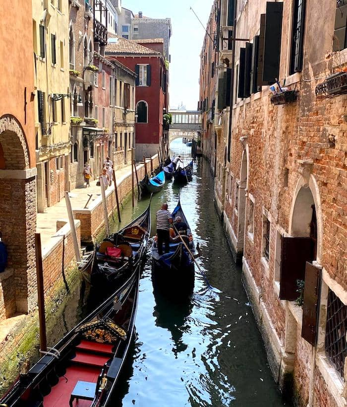 To take a Gondola ride is one of the top things to do in Venice