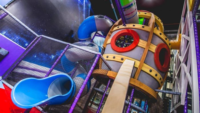 W5 Discovery and Science Centre is one of the best things to do in Belfast with kids