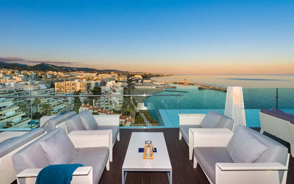 Short break in Marbella in the Amare Marbella Club